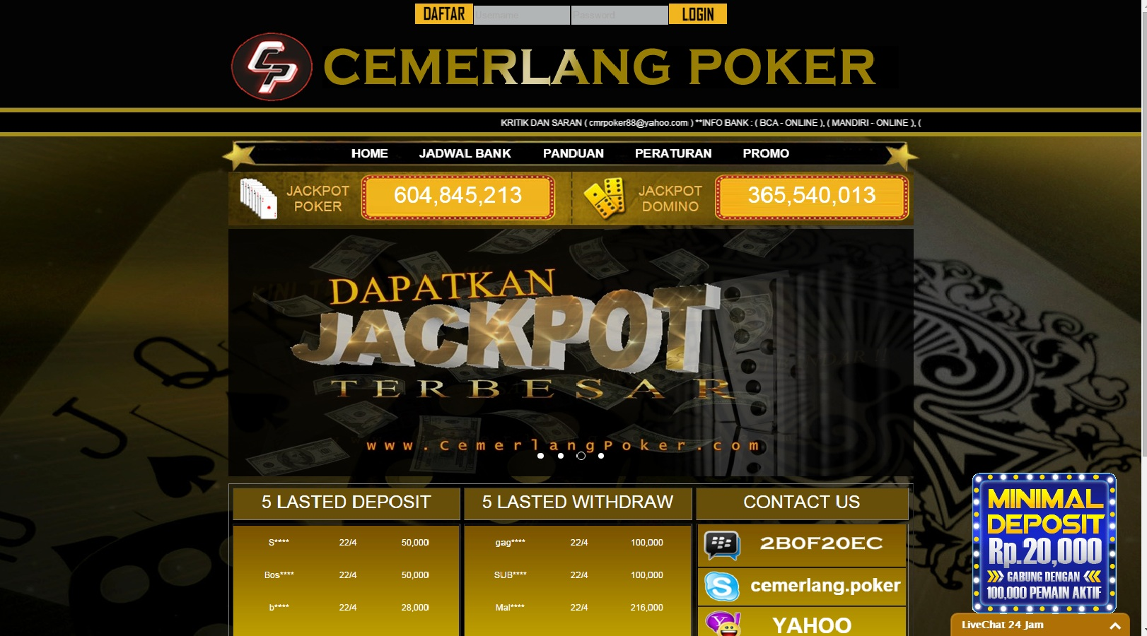 Image Result For Cemerlangpoker